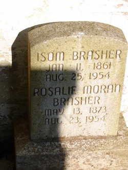 Rosalie <i>Moran</i> Brasher