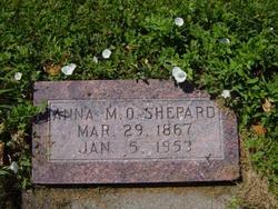 Anna Maria <i>Olsen</i> Shepard