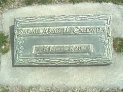 Sarah Arabella Caldwell