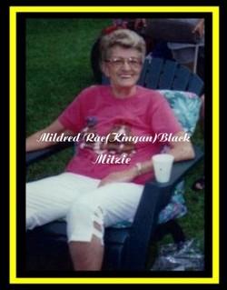 Mildred Rae <i>Kingan</i> Porterfield