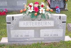 Ermine Evelyn <i>Payne</i> Arterburn