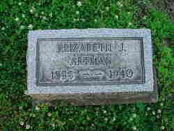 Elizabeth Jane <i>Hover</i> Artman