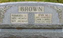 Eva Mae <i>Gerberich</i> Brown