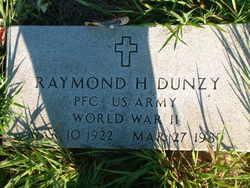 Raymond H Dunzy