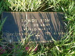 Sandy Fish