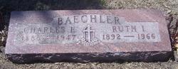 Charles E Baechler