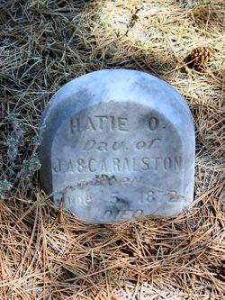 Hatie O Ralston