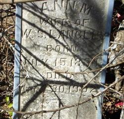 Aaron M Ann <i>Daniel</i> Langley