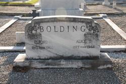 Elford M Bolding