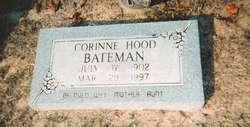 Corinne Elizabeth <i>Hood</i> Bateman