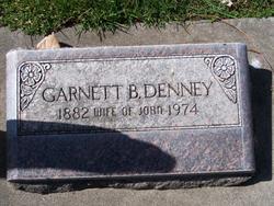 Garnett Barbara <i>Beal</i> Denney