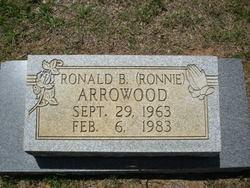 Ronald B <i>Ronnie</i> Arrowood