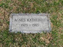 Agnes Katherine Alkire