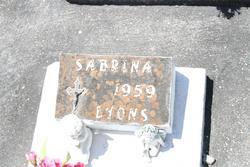 Sabrina Lyons
