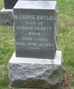 M. Carrie <i>Baylis</i> Heartt