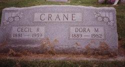 Dora Mae <i>Jordan</i> Crane