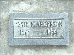 Essie K. Anderson