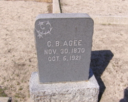 Charles Benson Agee