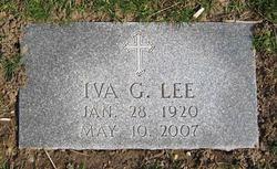 Iva G. Lee