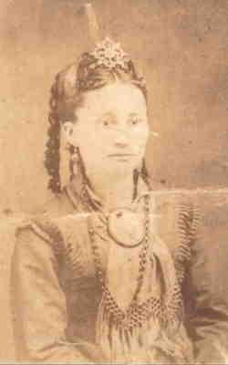 Mary Elizabeth Molly <i>Tate</i> Hensley