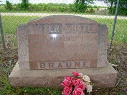 Charlotte Caroline <i>Reibel</i> Braune