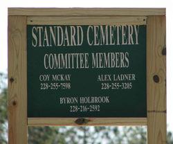 Standard Sandhill Cemetery