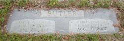 Christine <i>Richards</i> Butler