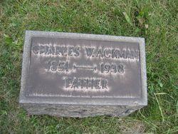Charles William Ackman