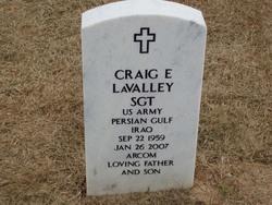 Sgt Craig Elroy LaValley