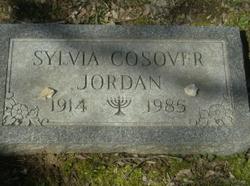 Sylvia <i>Cosover</i> Jordan
