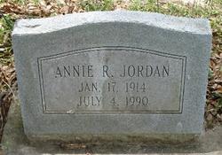 Annie R Jordan