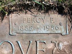 Percy Frank Godlove