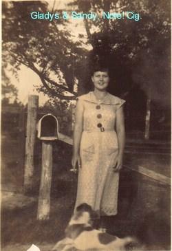 Gladys Mary Ruby <i>Webb</i> Seymour