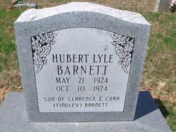 Hubert Lyle Barnett