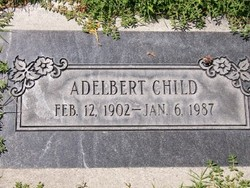 Adelbert Child