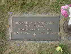 Roland A. Blanchard