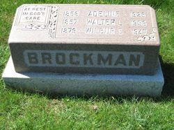 Adeline <i>Smith</i> Brockman