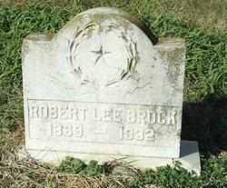 Robert Lee Brock