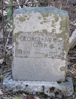 George James Carr