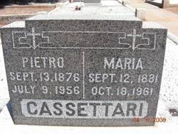 Maria Cassettari