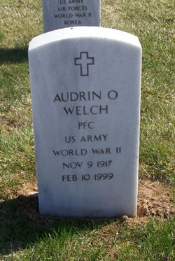 Audrin O Welch