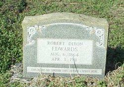 Robert Dixon Edwards