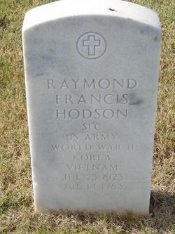 Raymond Francis Hodson