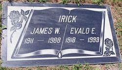 Evalo Ellen <i>Martin</i> Irick