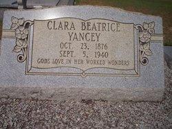 Clara Beatice Yancey
