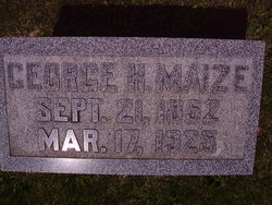 George H Maize