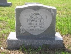 Florence D. <i>Tankersley</i> Edwards