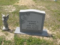 Haywood A Barbee