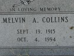 Melvin A Collins