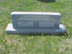 Rosa M <i>Stark</i> Adam